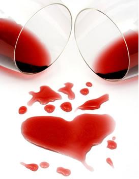 Vinho tinto e Resveratrol para um coração saudável