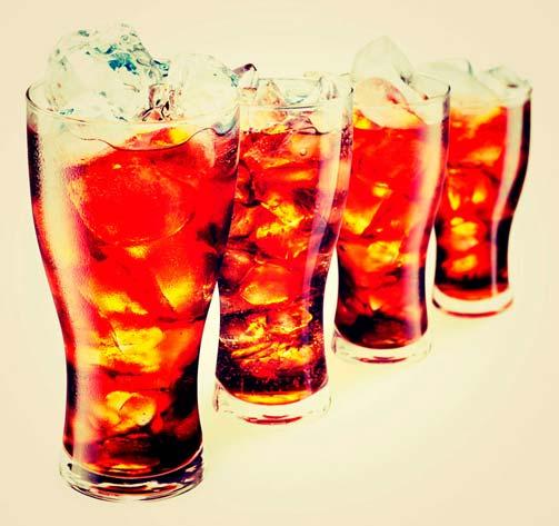 Refrigerante Diet e Dor de Estômago